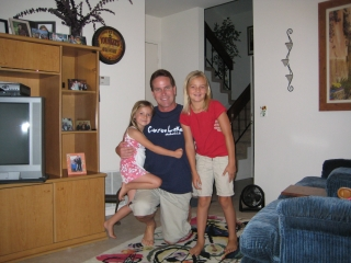 Me & the grand daughters
